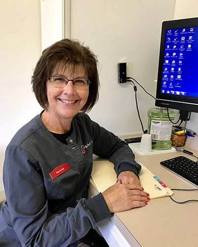 Kim Trostle – Dental Assistant